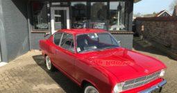 Opel Kadett B Coupe Kiemen 1966