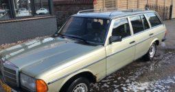 Mercedes 123 230TE 1982
