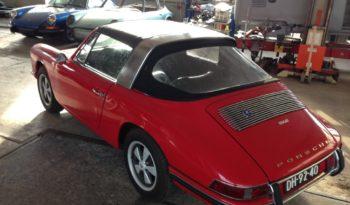 Porsche 912 Targa Softwindow 1967 vol