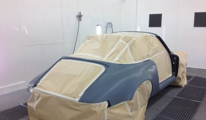 Porsche 911 G Targa vol