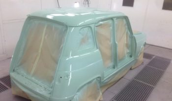 Renault 4 vol