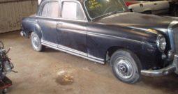 Mercedes 220S 1955