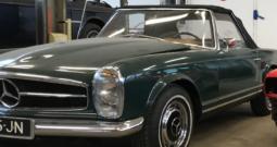 Mercedes 280SL Pagode 1969