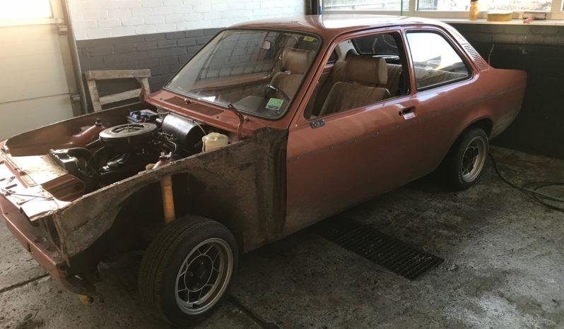 Opel Kadett C 1979 vol