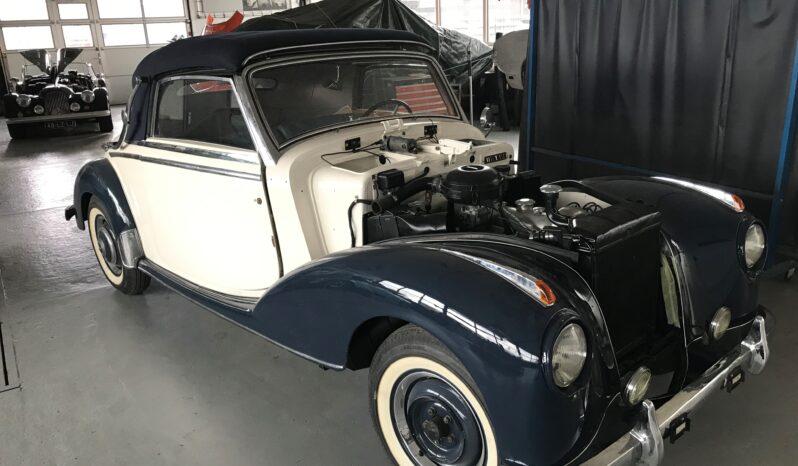 Mercedes W187 220A Cabrio vol