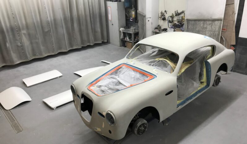 Siata Daina Coupe 1950 vol