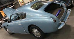 Siata Daina Coupe 1950