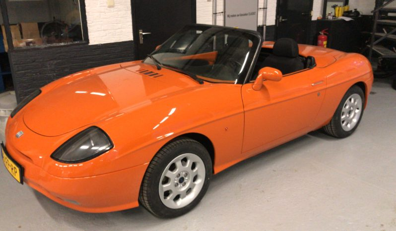 Fiat Barchetta vol