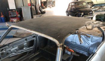BMW 3.0 CLS E9 ombouwen naar Batmobile groep 2 vol