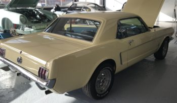 Ford Mustang V8 1965 vol