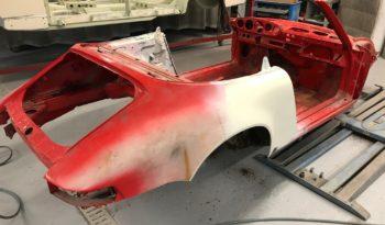 Porsche 911 Carrosserie zonder papieren full