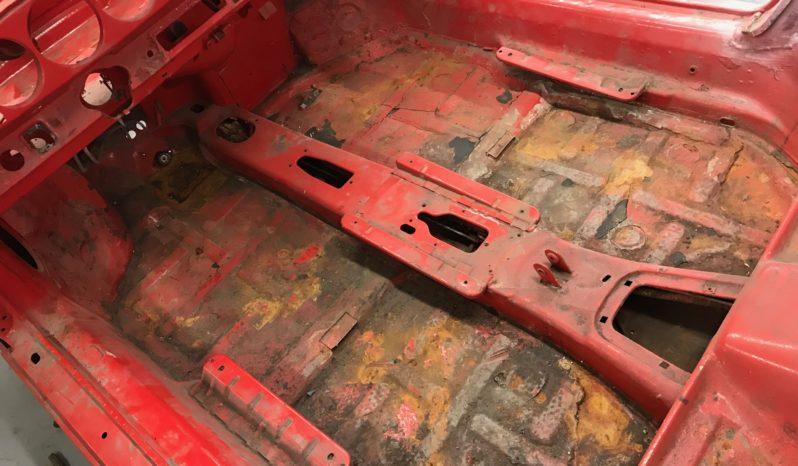 (VERKOCHT) Porsche 911 Carrosserie zonder papieren (VERKOCHT) vol