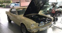 Ford Mustang V8 1965