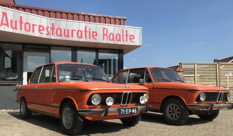 BMW 1602 bouwjaar 1973 vol