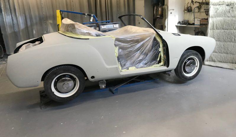Karmann Gia Cabrio 1970 vol
