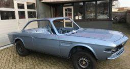 BMW 3.0 CLS E9 ombouwen naar Batmobile groep 2