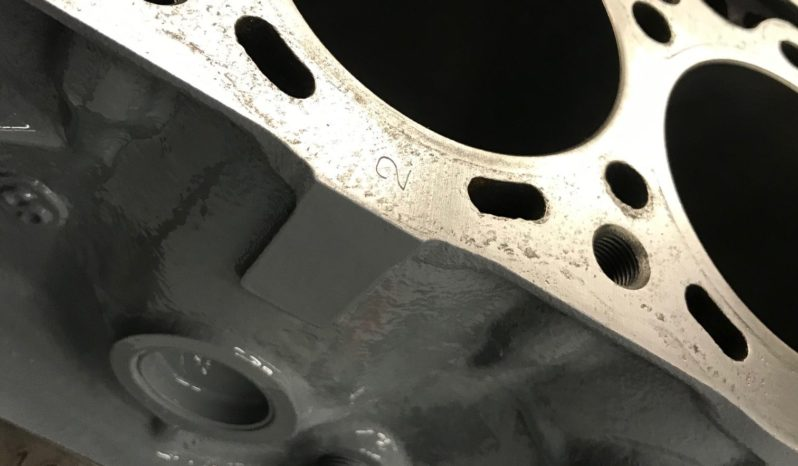 Toyota Celica 1600 ST Motorschade reparatie vol