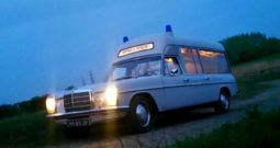 Mercedes 230 Ambulance 1969