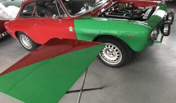ALFA ROMEO GIULIA SPRINT GT 1967 vol