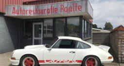 Porsche 911 SC 1992 Back dateted