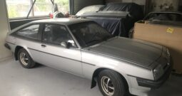 Opel Manta 2.0L Hatchback 1981